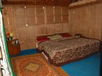 this is bedroom where guests can enjoy staying as comfortable and humble and see outer good view tks