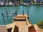Sun Deck & Floating Dock