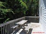 1st Floor Side Sun Deck by Entrance