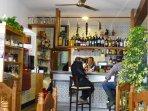 A local bar - Pajuelo Bar