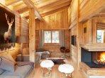 6 bedroom chalet - Argentiere, Chamonix, sleeps 13