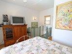 Carriage Bedroom Towards TV