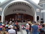 Free daily concerts at the Sea Shell Stage (walking distance from condo).