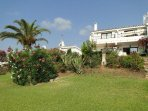 Townhouse in Torrenueva quiet complex near the beach. Restaurants , shops ,bars within 5 minutes