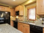 Clearwater Townhome 86 - Fully Equipped Kitchen