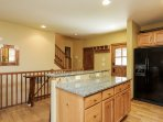 Clearwater Townhome 86 - Kitchen with breakfast bar