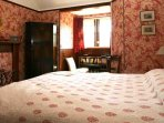 Room 3 is another of the double bedrooms