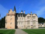 The 'Castle Trail' is in the area with Brodie Castle the nearest
