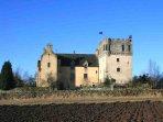 Scottish Castle Tower for holiday lets near Bannockburn