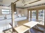 Laundry facility on premises, just steps away from unit.
