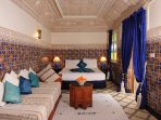 Our beautiful Amir suite