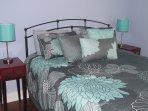 Bedroom One - Queen Size Bed