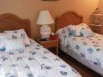 Tropical Guest Bedroom