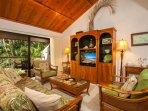 Gorgeous Hawaiiana surrounds you the moment you step into Koa Resort 2J