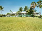 Stirling House Garden, Provo Golf Club, Providenciales, Turks and Caicos Islands