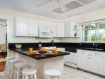 Kitchen, Stirling House,  Provo Golf Club, Grace Bay, Providenciales, Turks & Caicos Islands