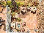 backyard overview