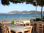 the most famous sea food tavern in Nikiana, 'Pantazis' belongs to the family!