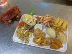 'Norfolk Larder' Cromer crab and mixed Seafood
