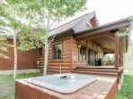 Discovery Chalet 378 - private hot tub