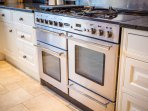 Double Oven Range Cooker