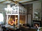The Bergamot. The Orangery Luxury Retreat