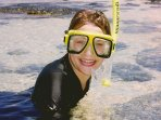 Cabo Pulmo's waters are perfect for first-time snorkelers