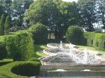 alnwick gardens 4 miles