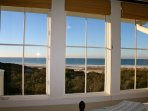 View from the second master bedroom