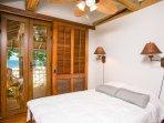 2nd Bedroom with enclosed veranda ~