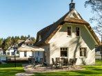 Ferienhaus Rügensonne Glowe - Rügen