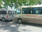 29 Seats bus