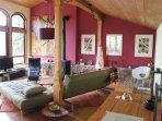 liebevoll und komfortabel eingerichtetes Gästehaus