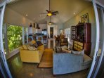 Ocean to Living Room