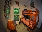 Bunk beds in Alcove
