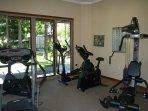 Palm Villas Workout Room