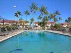 Surf & Racquet Pool Area