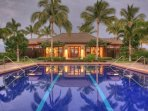 Kulalani offers a lap pool for your enjoyment.