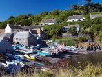 Skiber - Cadgwith Cove