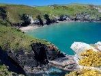 Skiber - Cornish secret beach