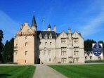 Historic castle apartment has achieved 4 stars from the Scottish Tourist Board