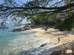 Take a leisurely stroll to this beautiful public beach just a 15 min walk, from the building.