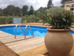 piscine: autre vue