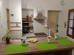 cuisine et espace repas