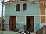 Casa de la Plaza Front Door