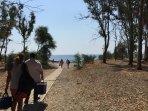 Spiaggia San Marco Calatabiano