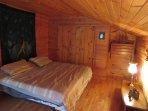 everywhere is pine wood  and hardwod floors