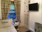 Single Bedroom TV and WI FI