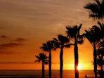 Beatuiful Coastal Sunsets