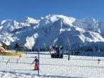 Plaine Joux, la station de ski familiale